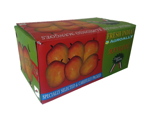 mangoes packed agroally